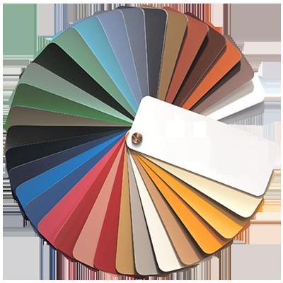 aluminum decorative sheets, coloring
